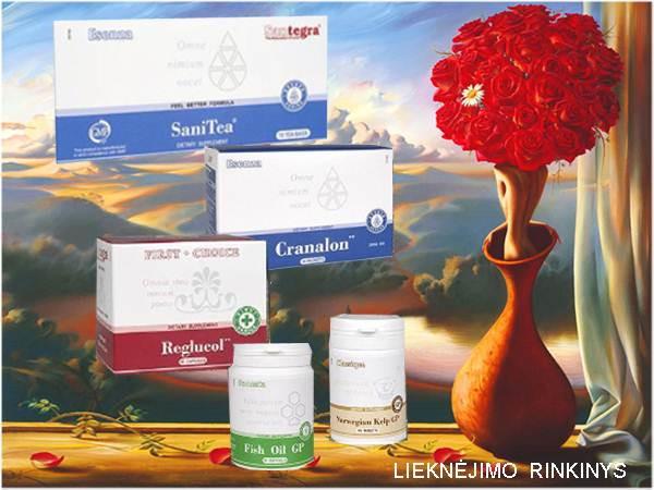 Santegros papildai - naturalus ir labai veiksmingi
