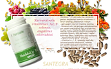 ShieldsUp TR 60 tabl – RESVERATROLIS – maisto papildas Santegra JAV – pigiau nei kitur