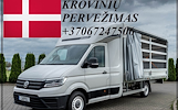 ŠIANDIEN važiuojam Lietuva - DANIJA ! Krovinių Pervežimas !