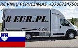 ŠIANDIEN važiuojam Lietuva – Slovėnija !