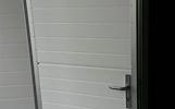 Šiltos Durys Ūkiniams Pastatams ar Garažui