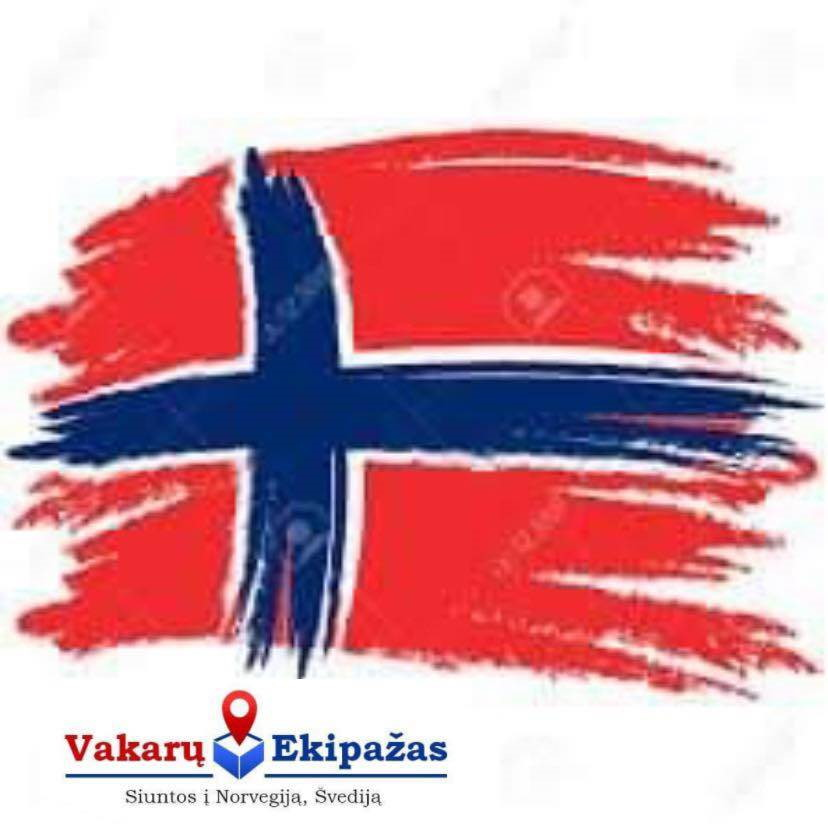 Siuntos į Norvegiją 869818264
