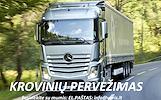 Skubių krovinių/siuntų gabenimas transportu į/iš Italijos / Italiją.
