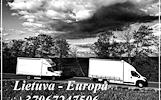 Spartus ir patikimas krovinių pristatymas nuo durų iki durų, išmanūs logistikos sprendimai Lietuva - Europa - Lietuva +37067247506 Perkraustymo paslau