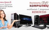 Stacionarių kompiuterių mechaninis / programinis remontas, naujinimas, gedimų šalinimas visoje Lietuvoje, suteikiama garantija