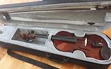 Streichinstrumente O.M.Monnich 4/4 Smuikas