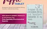 """""""Taffic"""" tabletės   ŽIV vaistų vartojimo Taffic tabletės kaina internete"""