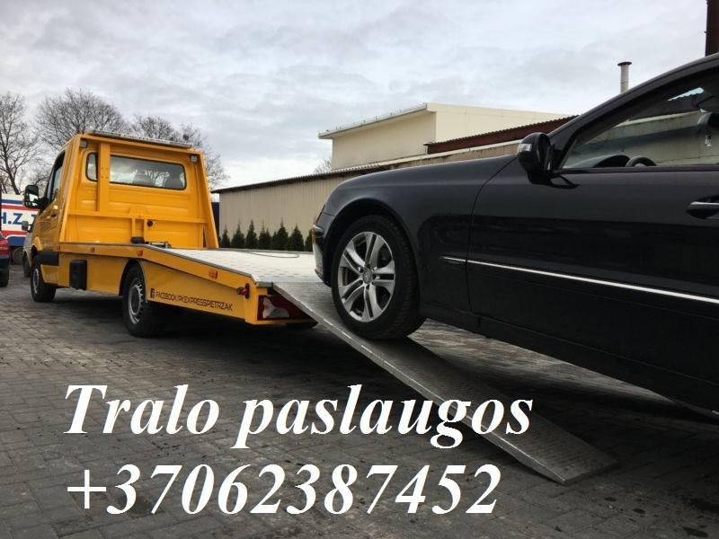 TECHNINĖ PAGALBA KELYJE +37062387452 Techninė pagalba kelyje, visą para, 7 dienas per savaitę!  Automobilių transportavimas sugedus ar po auto įvykio!