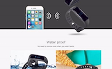 TECLAST H10 ir H30 OLED Bevielis laikrodis AKTYVUMO & MIEGO žingsniamatis Bluetooth Fit Fitness Sport Health