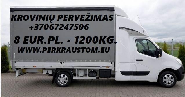 """Teikiame greičiausių ir saugiausių skubių siuntų pristatymo paslaugas """"nuo durų iki durų"""" - """"Express"""" paslaugas. EL.PAŠTAS: info@voris.lt ; SKYPE: vor"""