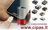 Telefonų, plančetų, kitų įrenginių USB jungčių keitimas