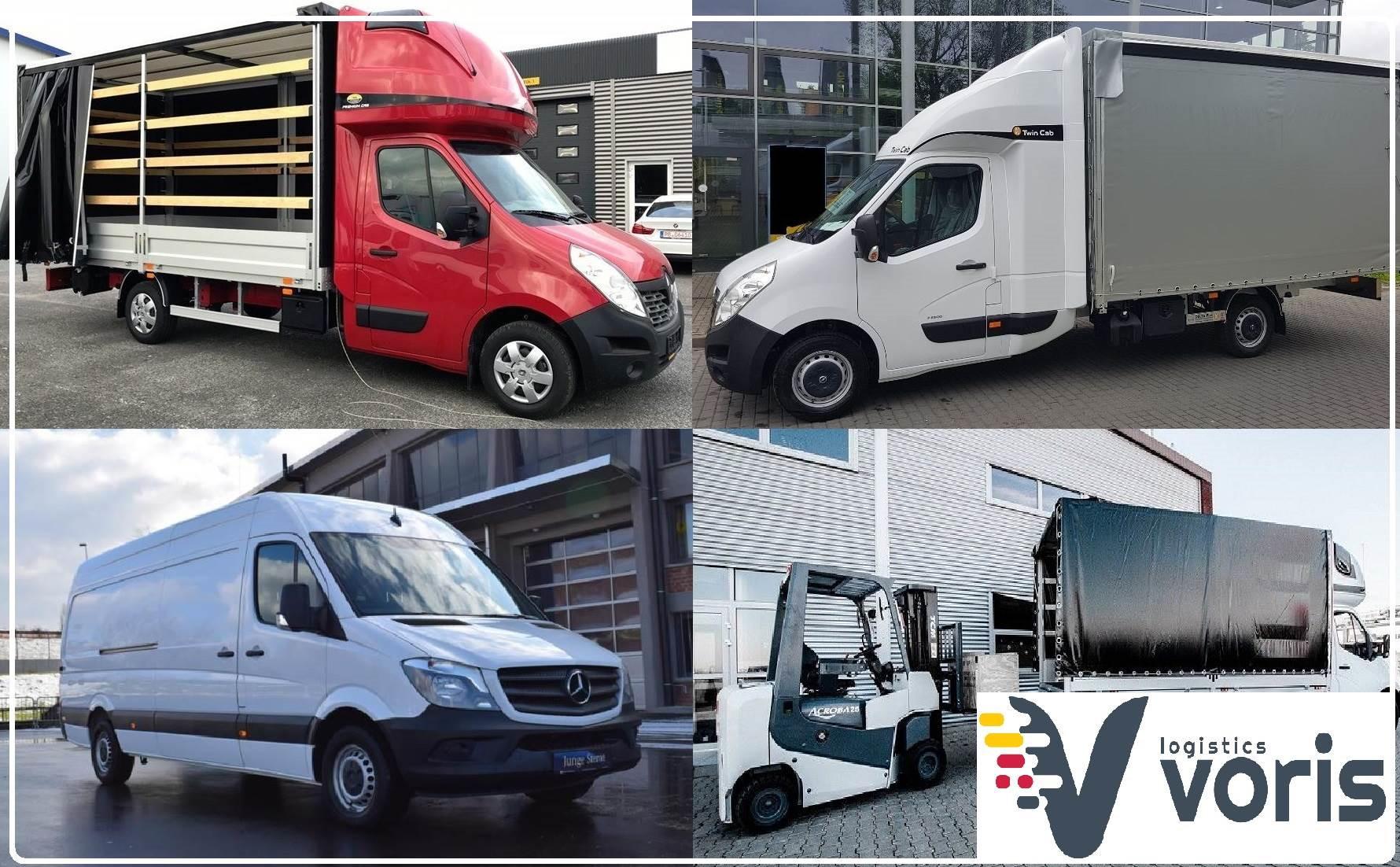 Tentiniu busiuku vežame krovinius iš Olandijos į Olandiją Vežame krovinius, siuntas, baldus, įrengimus ir t.t / Galime perkraustyti iš vienos šalies į