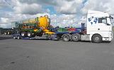 Traktorių ir kitos žemės ūkio technikos pervežimas,tel.860006266