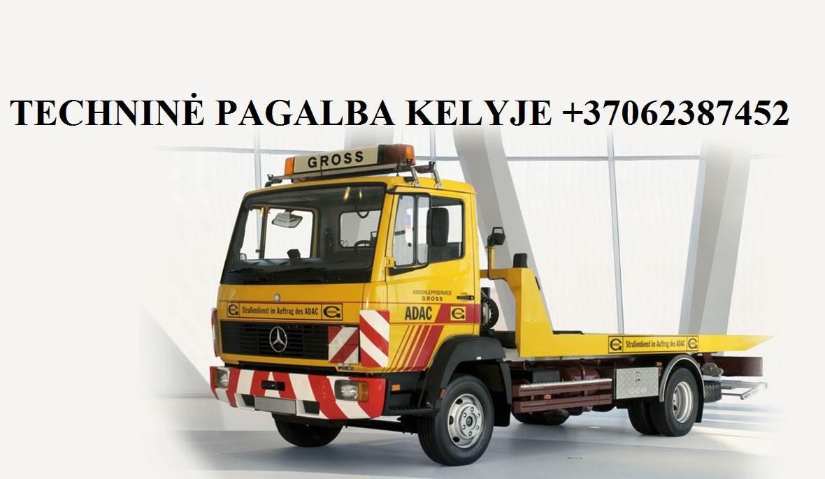 Tralo paslaugos, Traliukas ,Techninė Pagalba kelyje, NUOMANEBRANGIAI pervešime Jūsų transportą! +37062387452Tralas veža: - lengvuosius automobilius su