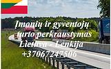 transporto paslaugas Lietuva - Lenkija - Lietuva.