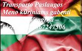 transporto paslaugas Lietuva - Vengrija - Lietuva.