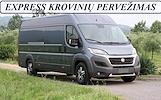 Transporto Paslaugos įmonėms, vykstančioms į užsienio parodas ! Galime pristatyti Jūsų krovinį į vietą per labai trumpą laiką. ! EXPRESS KROVINIŲ PERV
