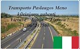 Transporto Paslaugos Meno kūriniams gabenti Lietuva – Italija  – Lietuva ! Tarptautinis gabenimas muzikos instrumentų, meno kūrinių gabenimas, ekspona