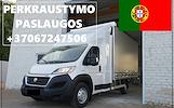 Transporto Paslaugos Meno kūriniams gabenti Lietuva – Portugalija – Lietuva ! Tarptautinis gabenimas muzikos instrumentų, meno kūrinių gabenimas, eksp