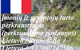 Transporto Paslaugos Meno kūriniams gabenti Lietuva – Prancūzija – Lietuva