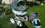 Vaikiškas vežimėlis 3in1...