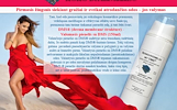 Valantysis DMS pienelis 150 ml, kosmetika dermaviduals Vokietija - PIGIAU