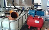Vandens siurblių hidroforų remontas ir montavimas