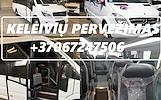 Vežame Į Oro Uostus / Iš Oro Uostų ! (Privatus keleivių pervežimas su lengvuoju automobiliu, mikroautobusu, autobusu į Vilniaus, Kauno, Palangos ) oro