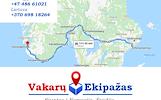 Vežame keleivius į Norvegiją, Švediją 869818264