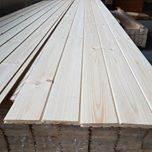 Vidaus dailylentės iš šiaurinės medienos