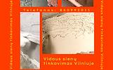 Vidaus sienu tinkavimas Vilniuje