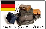 VORIS Krovinių pervežimas iš Vokietijos Krovinių pervežimas į Vokietiją