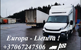 Ypač skubių krovinių gabenimas LIETUVA-EUROPA-LIETUVA +37067247506 EXPRES pervežimai Lietuva - Europa - Lietuva EXPRES Kroviniai ypatingai svarbiems