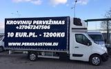 Ypatingai skubių krovinių express pervežimas visoje Europoje !
