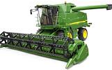 Žemės ūkio technikos pavarų diržai ir grandinės